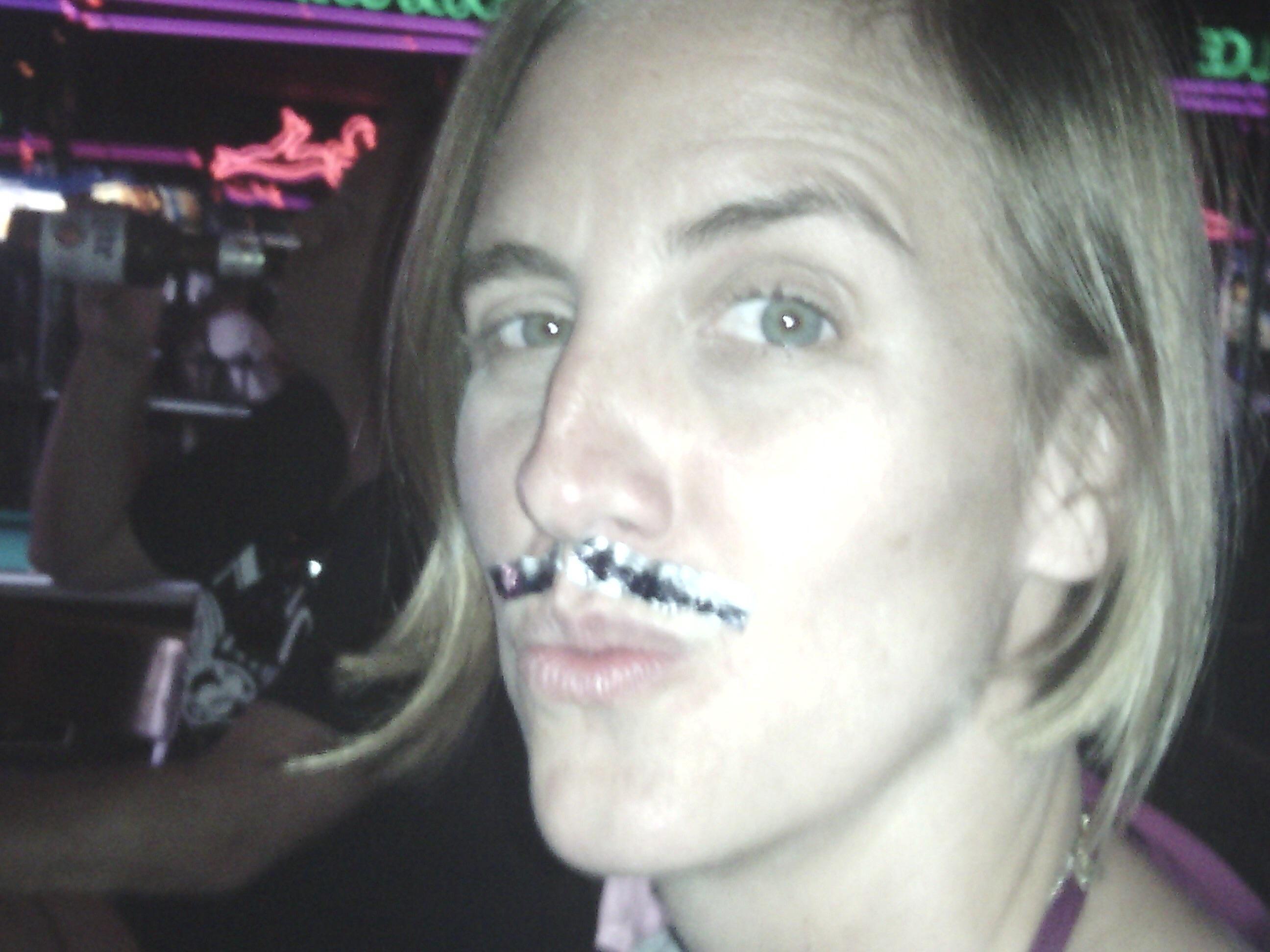 Undercover Emily ... shhh.