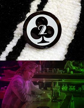 Miami Vice > Sonny at the bar!