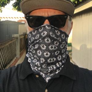 222 B&W Mask